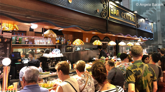 Bar Central Barcelona